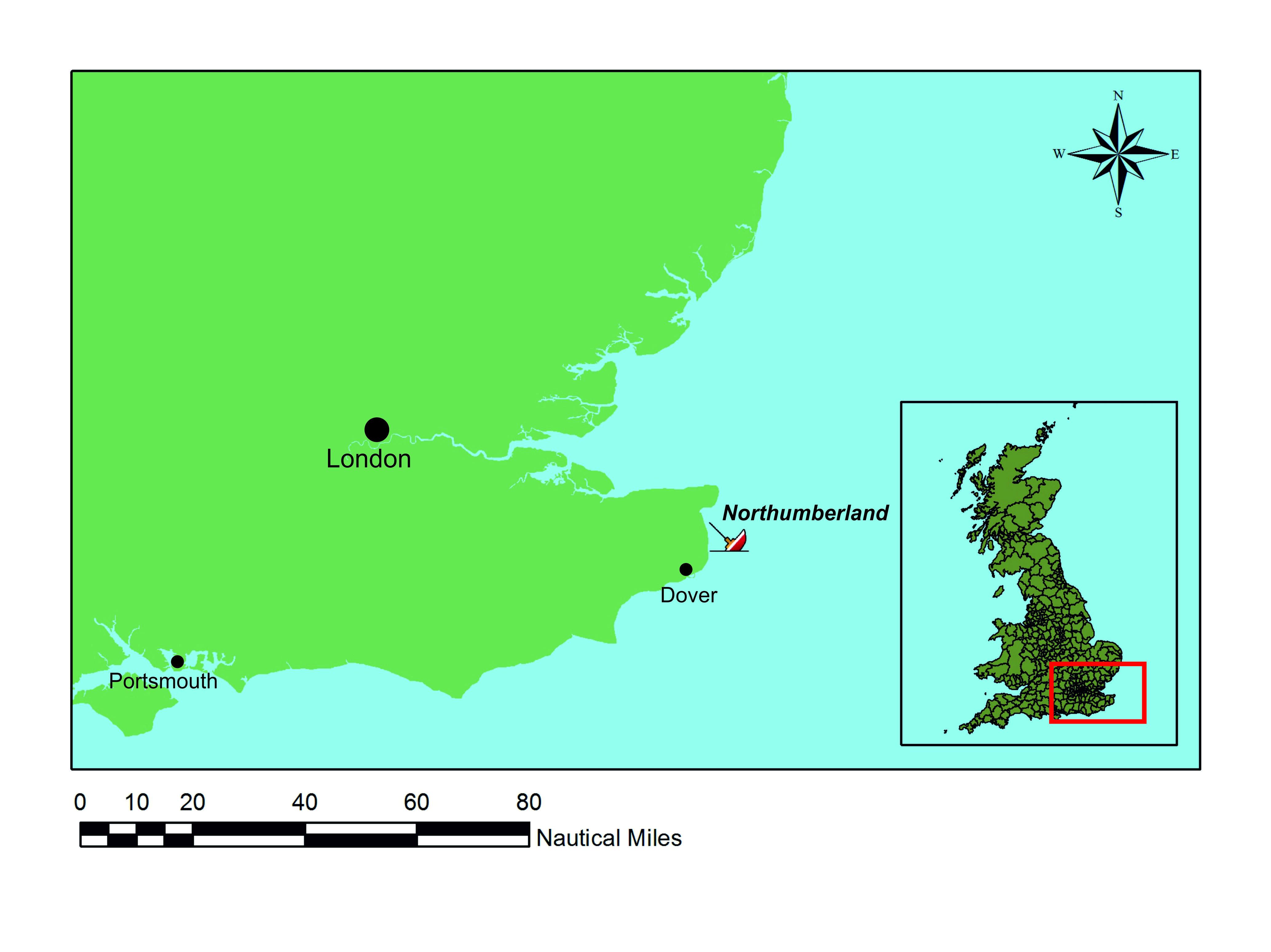 The Northumberland – Pascoe Archaeology